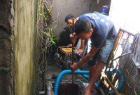 sedot wc Sanggau